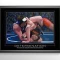 Determination Wrestling Poster