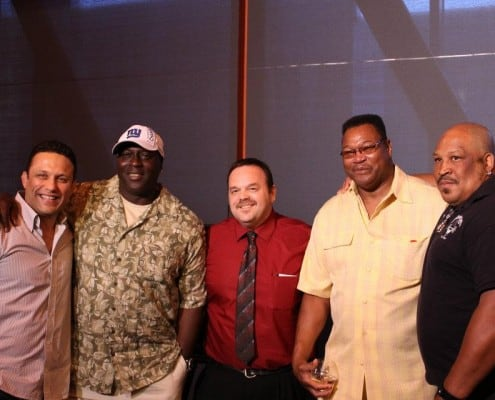 Renzo Gracie, Otis Anderson, Edgar Brown, Larry Holmes & Larry Cureton
