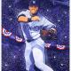 Derek Jeter MVP Painting