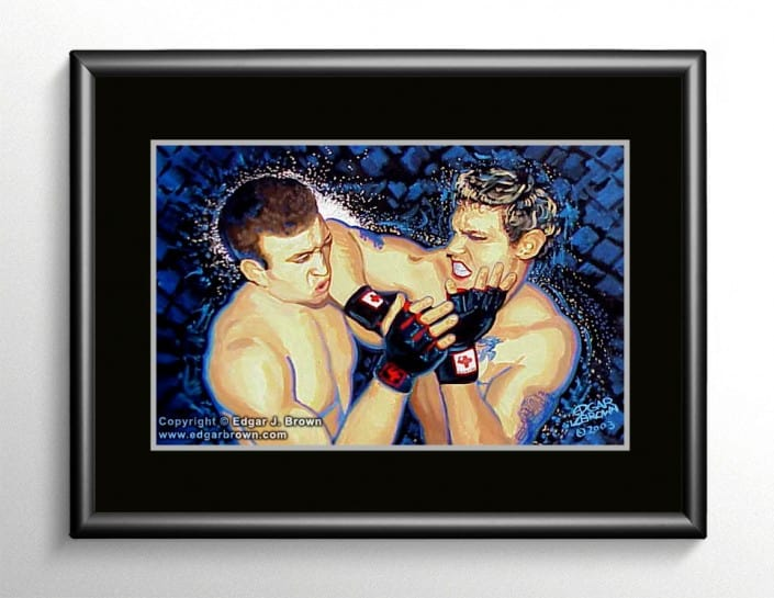 MMA Painting