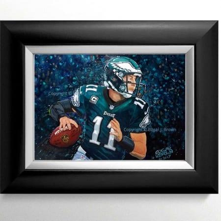Eagles Carson Wentz #11