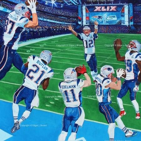 Patriots Super Bowl XLIX