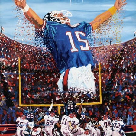 NY Giants Super Bowl XXV