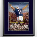 Super Bowl XXV Painting