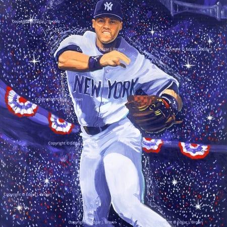 Derek Jeter World Series MVP