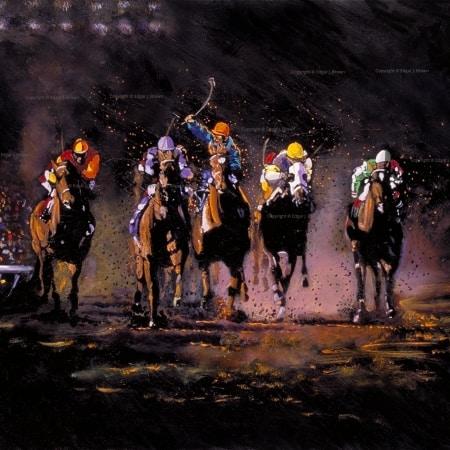 Horse Racing The Long Shot