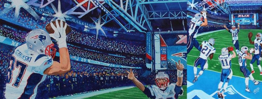 Super Bowl XLIX Champions