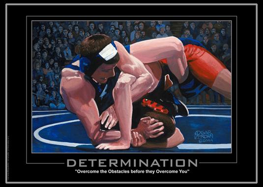 Wrestling Poster Slider